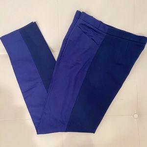 JIL SANDER Two Tone Pants Sz 40